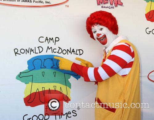 Ronald McDonald Camp Ronald McDonald 16th Annual Family...