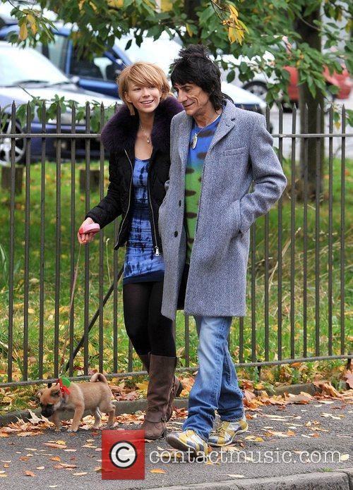 Ekaterina Ivanova and Ronnie Wood 10
