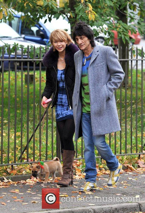 Ekaterina Ivanova and Ronnie Wood 3