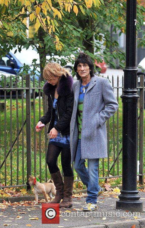 Ekaterina Ivanova and Ronnie Wood 8
