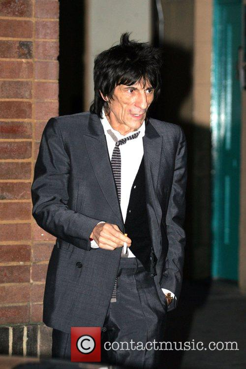 Ronnie Wood and Rolling Stones 3