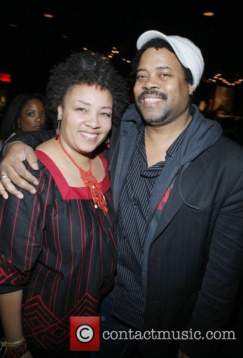 Latasha Natasha Diggs and Greg Tate  The...