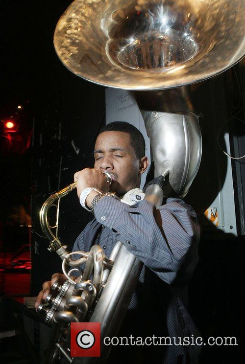 Tuba Gooding. Jr aka Daymon Bryson  The...