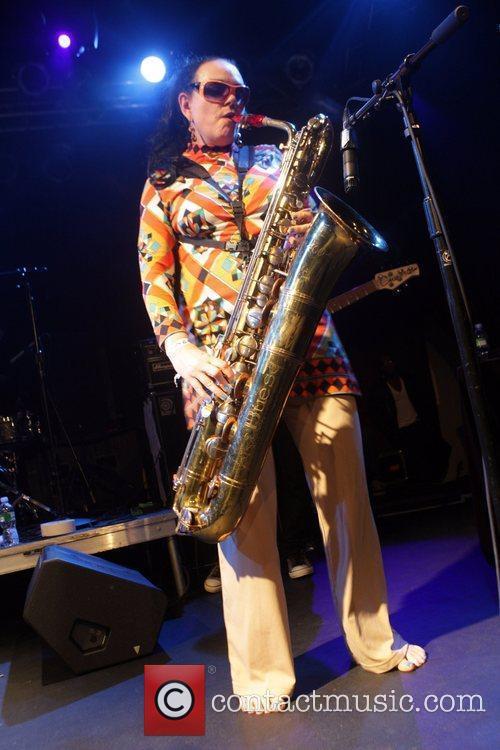 Moist Paula Henderson and The Jam