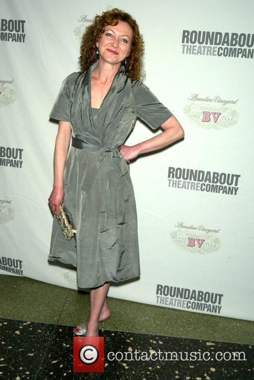 Julie White  Roundabout Theatre Company's 2009 Spring...
