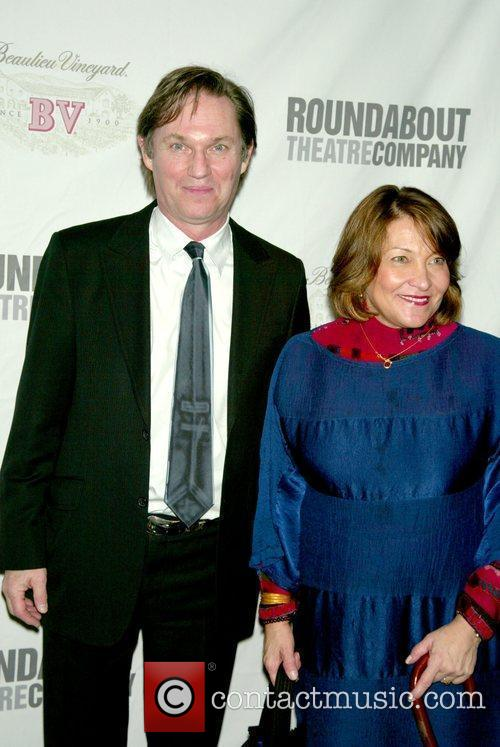 Richard Thomas and His Wife Georgiana Bischoff 2