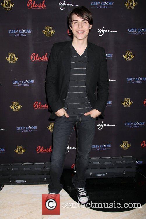 Nolan Gerard Funk Royal Plush Clothing hosts a...