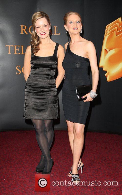 Guest and Julia Haworth Royal Television Society (RTS)...