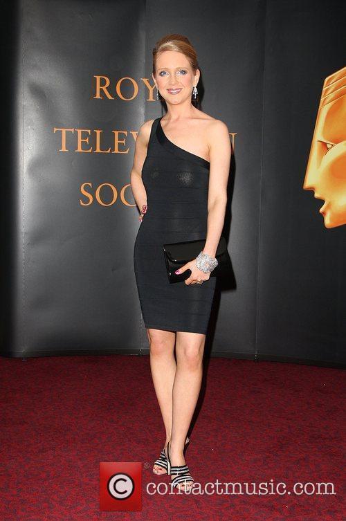 Julia Haworth Royal Television Society (RTS) Awards held...
