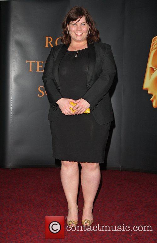 Katy Brand Royal Television Society (RTS) Awards held...