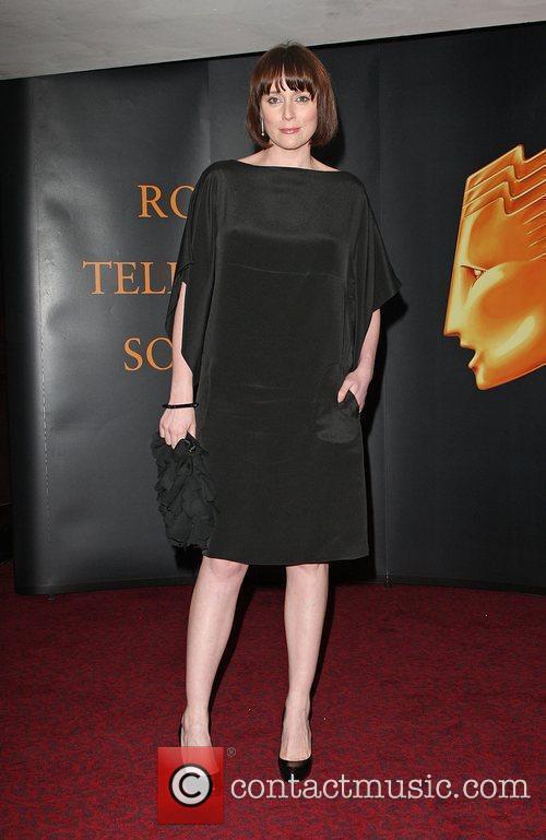 Keeley Hawes Royal Television Society (RTS) Awards held...