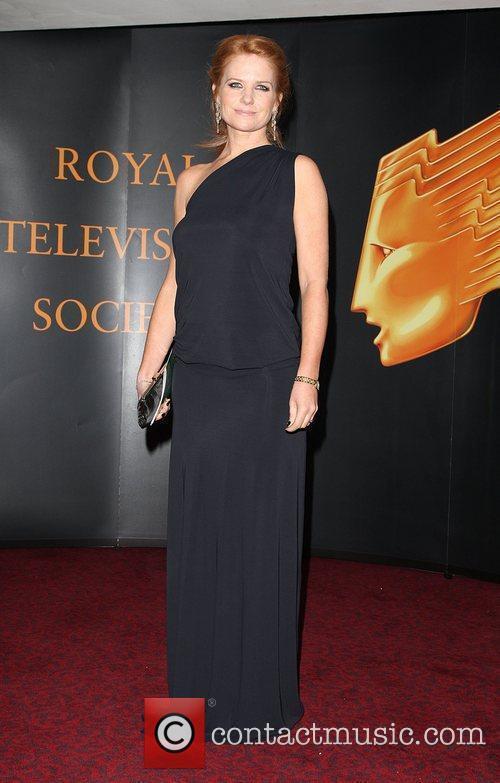 Patsy Palmer Royal Television Society (RTS) Awards held...