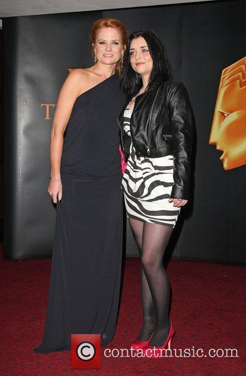 Patsy Palmer and Shona McGarty Royal Television Society...
