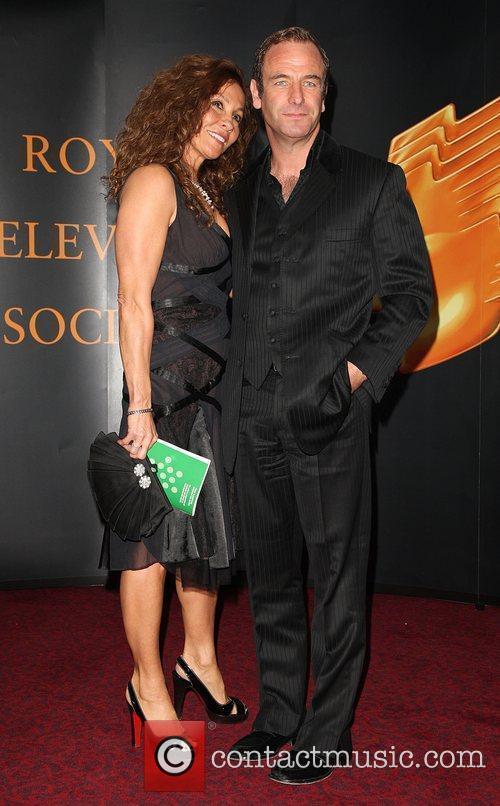 Robson Green and Guest Royal Television Society (RTS)...