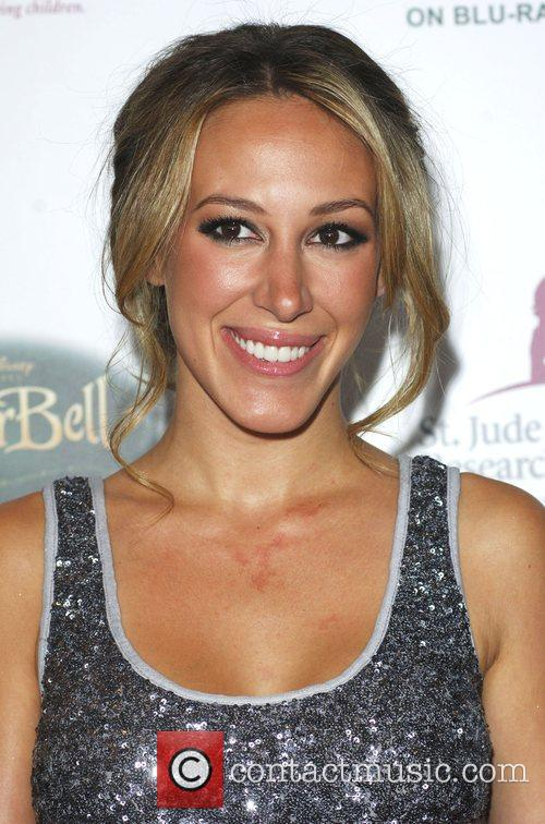 Haylie Duff Hollywood United for the 5th annual...