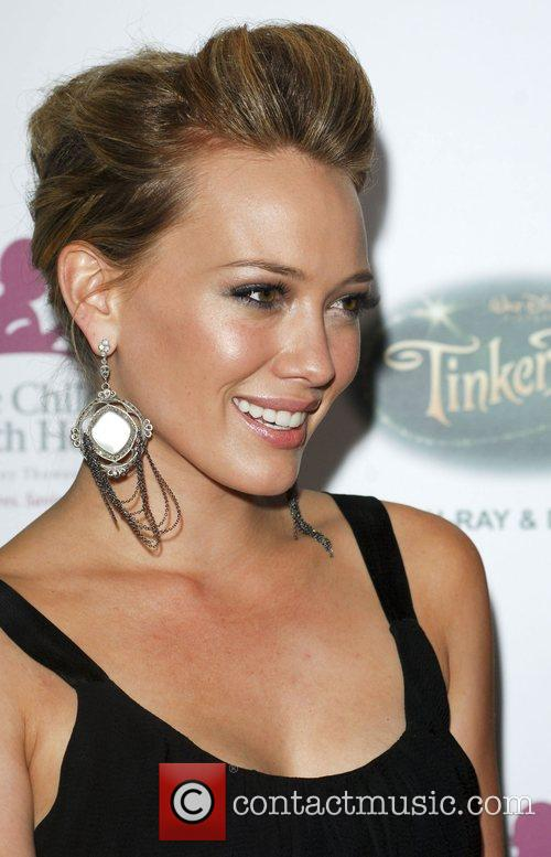Hilary Duff Hollywood United for the 5th annual...