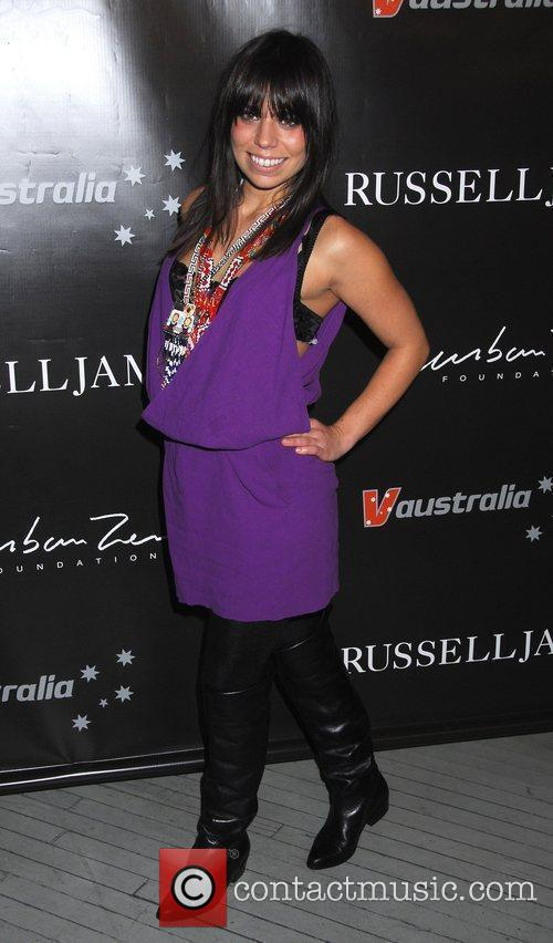 Ally Hilfiger The launch of 'Russell James' at...