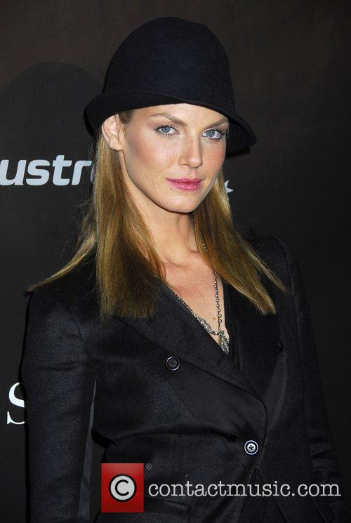 Angela Lindvall The launch of 'Russell James' at...