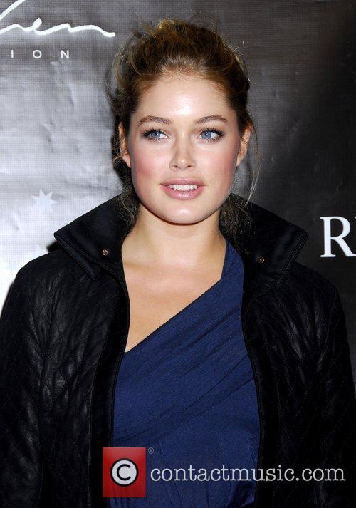 Doutzen Kroes The launch of 'Russell James' at...