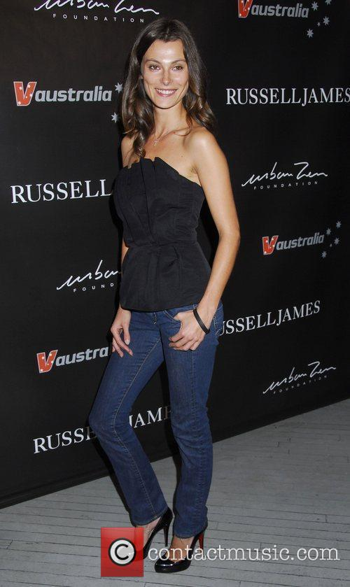 Guest The launch of 'Russell James' at Stephan...