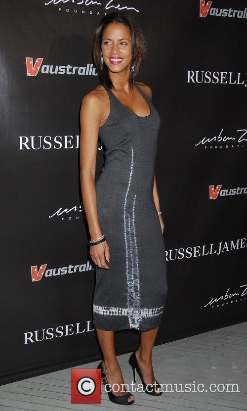 Noemie Lenoir The launch of 'Russell James' at...