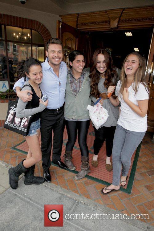 Ryan Seacrest and American Idol 3