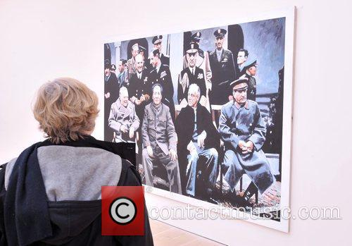 The Revolution Continues: New Chinese Art held at...
