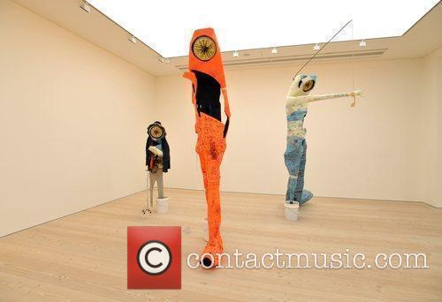 Ryan Johnson: 'Watchman' and 'The Sentinel' Abstract America:...