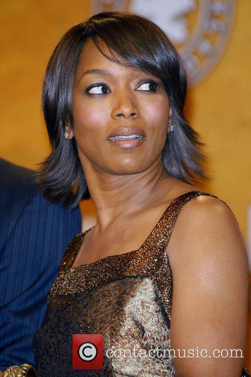 Angela Bassett 2008 Screen Actors Guild Awards Nominations...