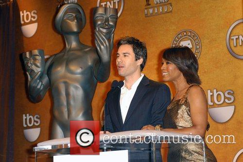2008 Screen Actors Guild Awards Nominations at Pacific...