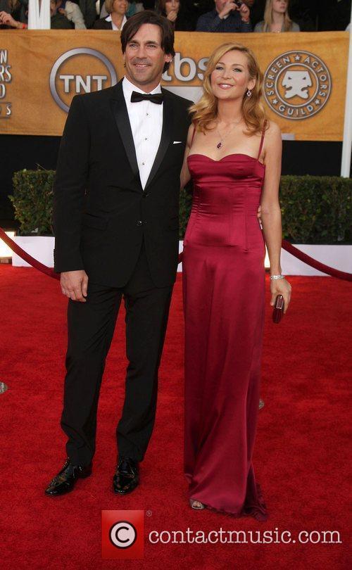 Jon Hamm and Jennifer Westfeldt 11