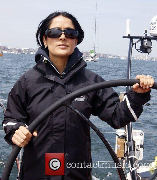 Takes the helm of Puma Ocean Racing team...