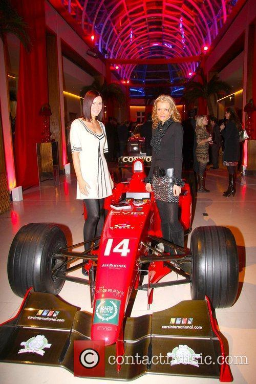 Salon Prive preview party held at the Hurlingham...