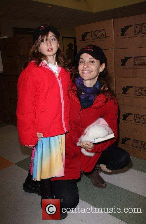 Amy Brenneman and Charlotte Brenneman 4