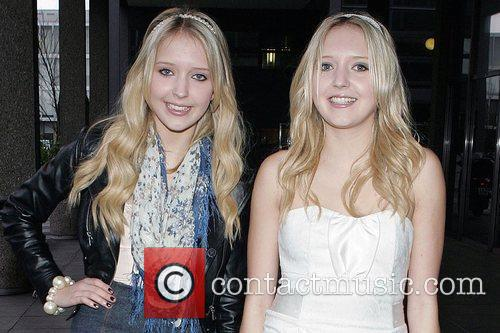 Big Brother Twins, Sam Marchant and Amanda Marchant,...