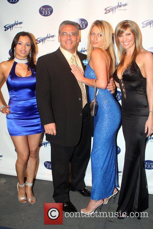 Grand opening of Sapphire New York Gentlemen's Club...