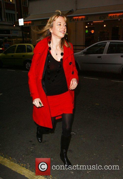 Arriving at the BBC Radio One studios this...