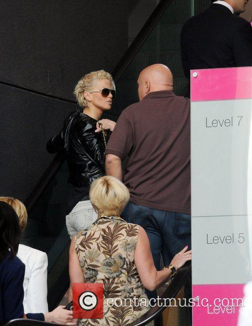 Sarah Harding and Harvey Nichols 9