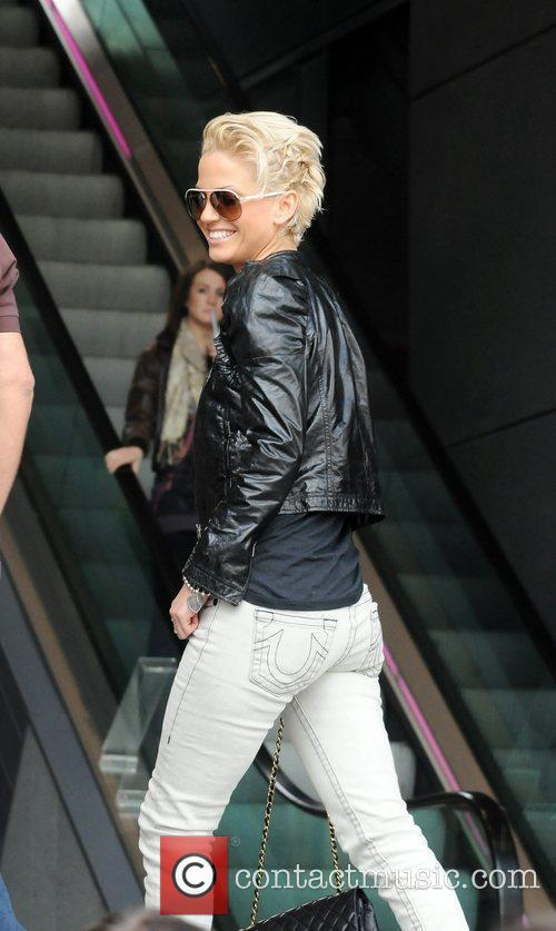 Sarah Harding and Harvey Nichols 3