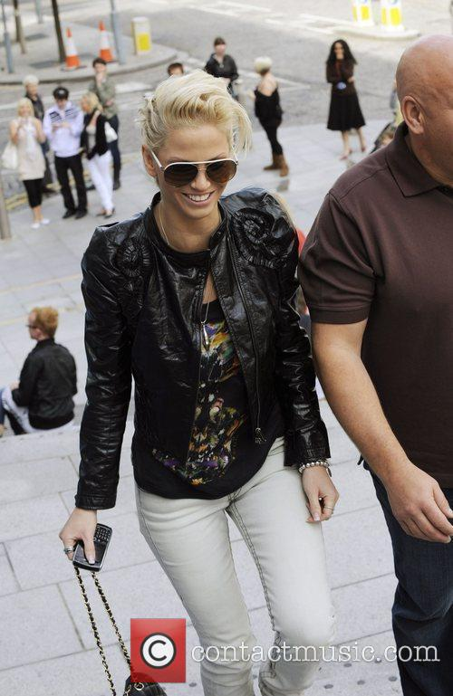 Sarah Harding and Harvey Nichols 6