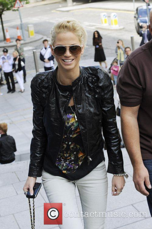 Sarah Harding and Harvey Nichols 10