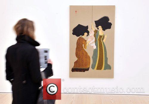 Hayv Kahraman: Flaying the Lamb Unveiled: New Art...