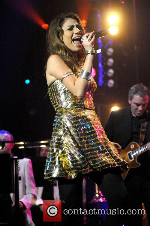 Performs at BBC Electric Proms Saturday Night Fever...