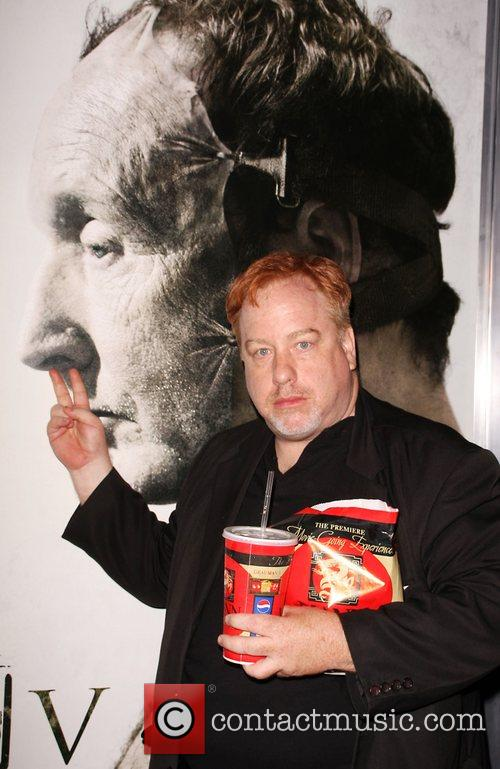 John Gulager Saw V Los Angeles World premiere...