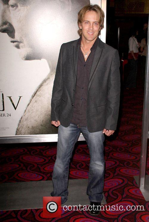 Larry Birkhead Saw V Los Angeles World premiere...