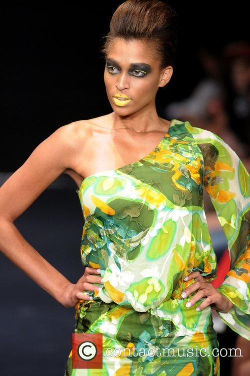 Saya fashion show during Funkshion Fashion week held...
