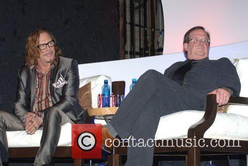 Mickey Rourke, Guest The 24th Santa Barbara International...