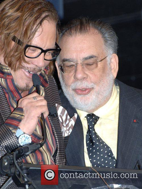 Mickey Rourke, Francis Ford Coppola, Santa Barbara International Film Festival