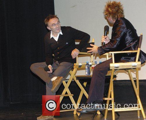 Danny Boyle Santa Barbara International Film Festival 2009...