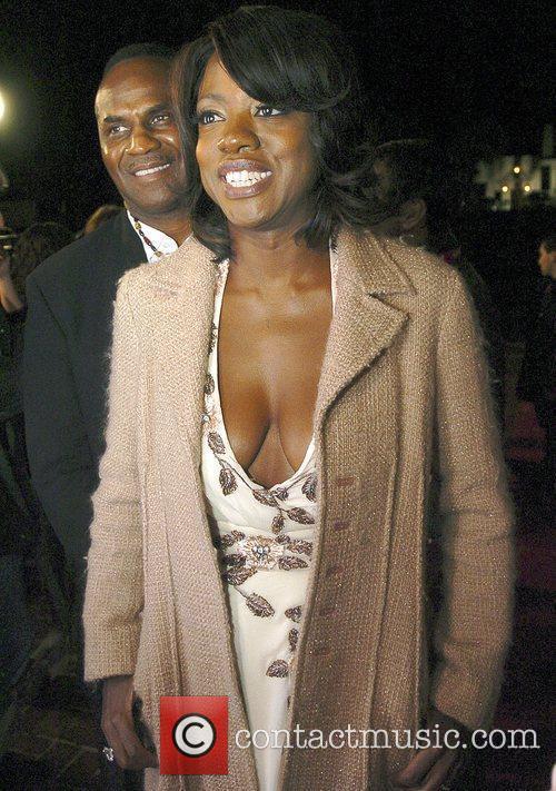 Viola Davis Santa Barbara International Film Festival 2009...